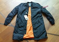 Alpha Industries MA-1 TT Coat woman women jacket M bnwt donna