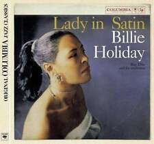 Lady In Satin (Original Columbia Jazz) - Billie Holiday CD COLUMBIA