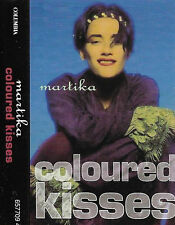 Martika ‎Coloured Kisses CASSETTE SINGLE Electronic Synth-pop