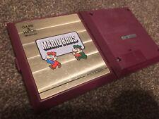 Mario Bros Nintendo Game and Watch good condition:-)