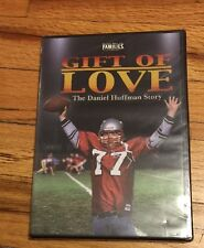 NEW! Gift of Love The Daniel Huffman Story DVD Feature Films for Familes