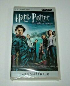 Harry Potter y el Cáliz de Fuego UMD-VIDEO PSP edición española precintado