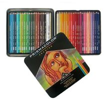 Prismacolor Premier Soft Core 48 Colored Pencil Set Prismacolour Tin