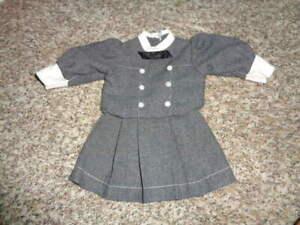 AMERICAN GIRL SAMANTHA BUSTER BROWN SCHOOL DRESS PLEASANT COMPANY