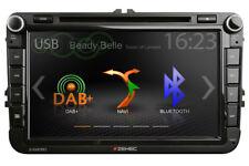 """Zenec z-e2050 E > Go infotainer 8 """" PANEL Volkswagen Head Unit for VW,Seat,SKODA"""