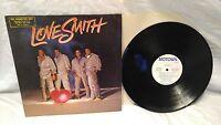 Vinyl LP Record Album Lovesmith 1981 Promo