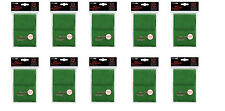 Lot of 1000 Green Ultra Pro Deck Protector Sleeves Standard Magic Size Brand New