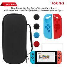 Nintendo Switch Case-7 in 1 Accessories Travel Case-US Seller, Free Shipping!