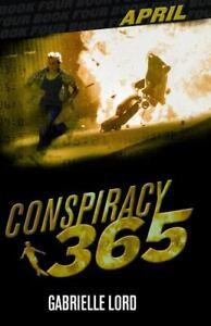 April (Conspiracy 365)