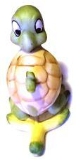 """Fun 4"""" Ceramic Turtle Figure Ucgc"""