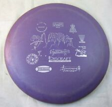 "Discraft ""Purple Midrange Driver (98 Bob West Memorial Fountain Hills, Az) 173g"
