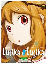 manga Lucika Lucika Tome 5 Shonen Yoshitoshi Abe Ki-Oon Kids VF Couleur Kodomo