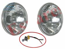 "Suzuki Samurai SJ410 SJ413 Sierra 7"" Head Light Sealed Beam With Bulb Holder ECs"