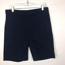 George Boy's School Uniform Shorts 2 Pair Size 16 Husky
