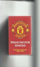 Manchester United Official History 1878 - 2002 Video