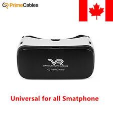Virtual Reality VR Headset 3D Glasses For Smartphone iPhone Samsung Xmas Gifts