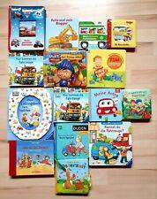 15 Bilderbücher ? Pappbilderbücher /  ab 1 Jahr ~ Kindergarten  ~ Jungen