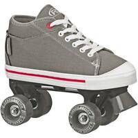 Roller Derby Zinger Boy's Roller Skate Black/Grey