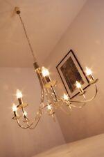 Moderne Krone Hängeleuchte Kronleuchter Messing Leuchte Pendelleuchte Hängelampe