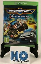 Micromachines: World Series - Xbox One - Complete - Mint