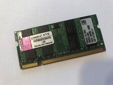 KINGSTON KVR800D2S6/2G 2GB 1.8V LAPTOP RAM OUL36-09AHQK-3WQ0F
