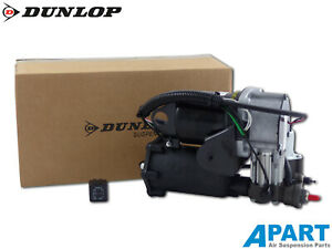 LR023964 Land Rover Discovery 3 L319/4 L319 Dunlop Compressor With Relay