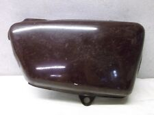 Used Right Metal Side Cover for 1974-1977 Yamaha XS650