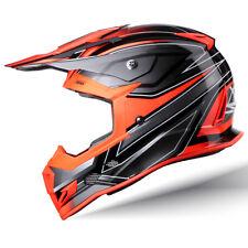 GLX Adult Full Face Off Road Motocross Dirt Bike ATV Helmet MX Gear DOT Approved