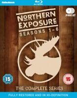 Nuovo Northern Exposure Stagioni 1 A 6 Collezione Completa Blu-Ray