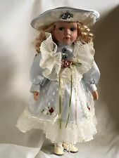 Porzelan Puppe 40 cm Frau Künstlerpuppe Typ1 Porzelanpuppe