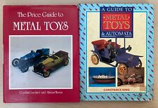 A Guide to Metal Toys & Automata & The Price Guide to Metal Toys King Gardiner