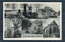 Ansichtskarte Gruß aus Cismar-Holstein - 01384