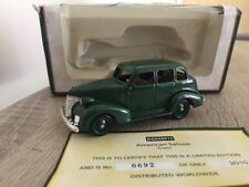 ** Lledo  Green America Saloon Limited Edition** (1)