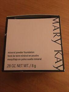 Mary Kay Mineral Powder Foundation Ivory 1 NIB!