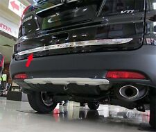 New Chrome Rear Trunk Lid Cover Trim for HONDA CRV CR-V 2012 2013 2014