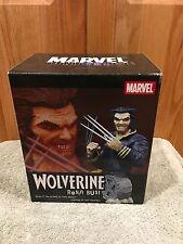 Marvel Universe : Wolverine Resin Bust statue figure Limited #2686/7500