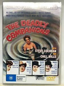 The Deadly Companions - DVD - AusPost with Tracking