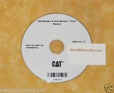 SEBP1643 New CAT Caterpillar 508 Skidder & Grapple Parts Manual Book