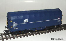 "Märklin 47215 Bâches de wagon coulissant Shimmns ""ERR"" Série spéciale Eurotrain#"