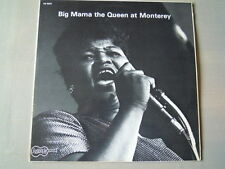 Big Mama Thornton - THE QUEEN AT MONTERY (Lp) Press France 197...Vinyl NEW