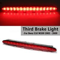 Rot Dritte Bremslicht Bremsleuchte LED für Mercedes Benz CLK W209 2002-2009
