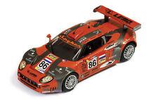 Spyker C8 #86 Retired (Engine) Le Mans 2007 Janis / Hezemans / Kane 1:43 Model