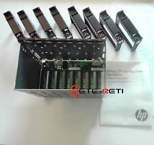 € 111+IVA HP 778157-B21 ML350 Gen9 8 SFF Hard Drive Cage Kit - NEW SEALED