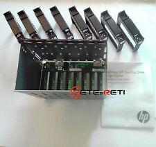 € 111+IVA HP 778157-B21 ML350 Gen9 8 SFF Hard Drive Cage Kit - NEW SEALED