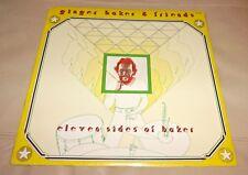 Ginger Baker : Eleven Sides of Baker Sealed LP (w/ Chris Spedding)