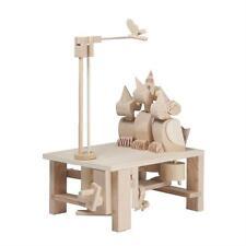 Timberkits Chirpy Chicks Automaton Wooden Construction Kit Educational
