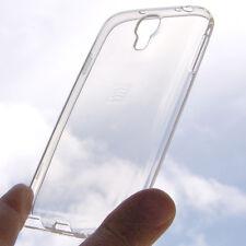 Custodia in silicone trasparente protezione per SAMSUNG N9005 GALAXY NOTE 3