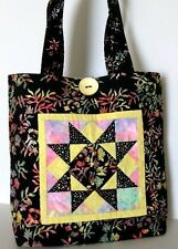 BALI PATCHWORK TOTE I - Purse / Bag Kit - Stunning Batik Fabric Inside and Out!