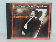"""Cd-jean Schultheis""""confidence Pour Confidence"""""""