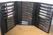 Alpha Marker Storage Case / Wallet holds 30 Promarkers